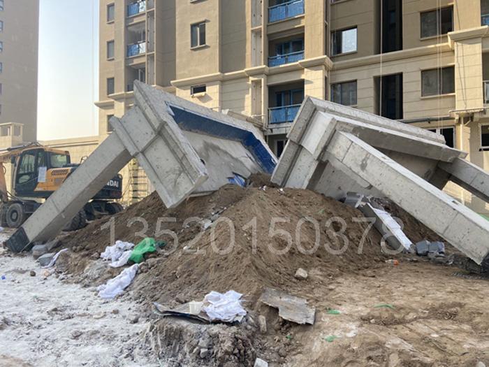 呼和浩特改造拆除之混凝土静力切割施工案例